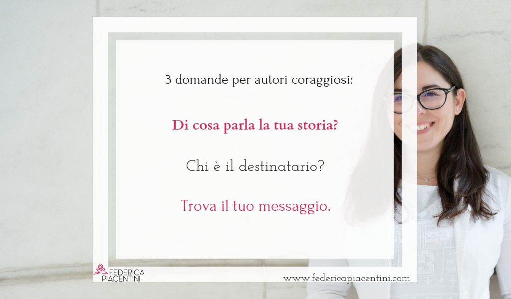Editing, scrittura creativa, scrivere, romanzo, Federica Piacentini