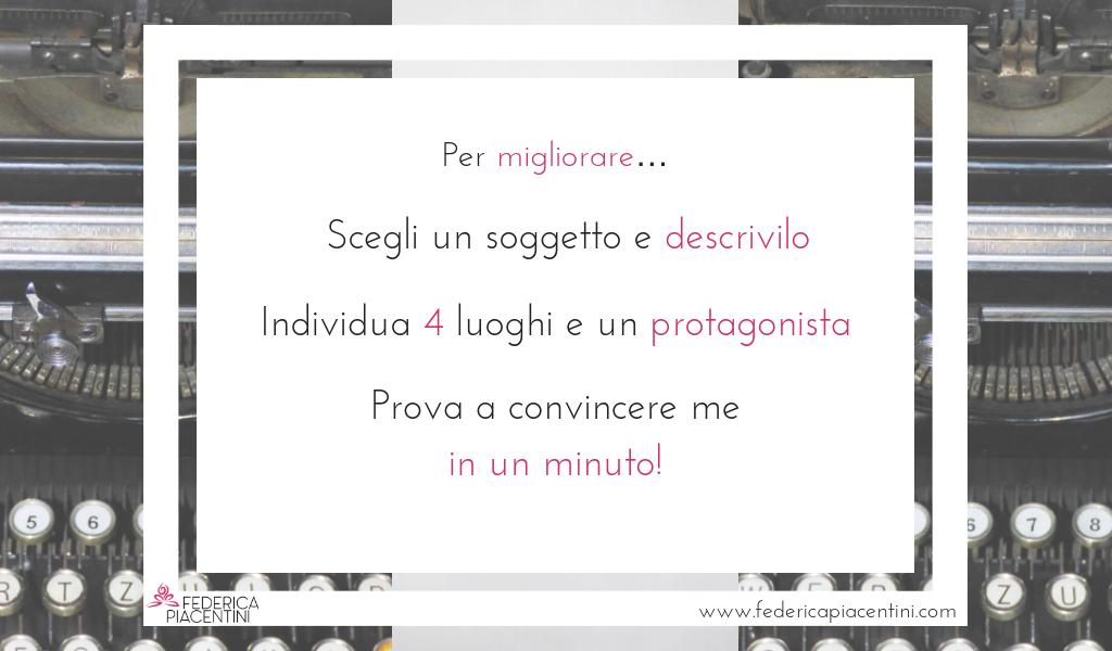Federica Piacentini, Scrittura, Editor, Professional Editor, Editing